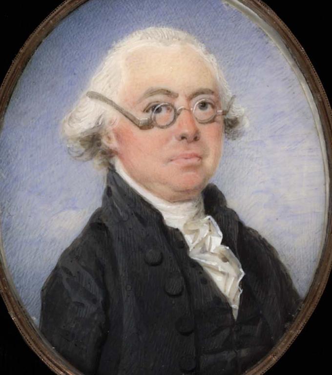 James Wilson by Henri Elouis (1792). Public domain/wikicommons.