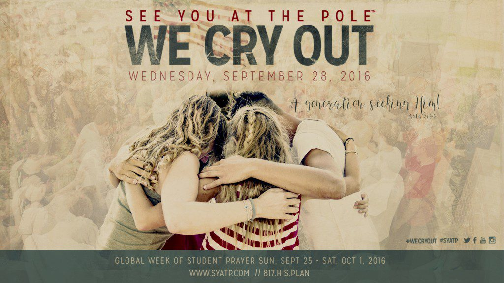 See You At The Pole 2016