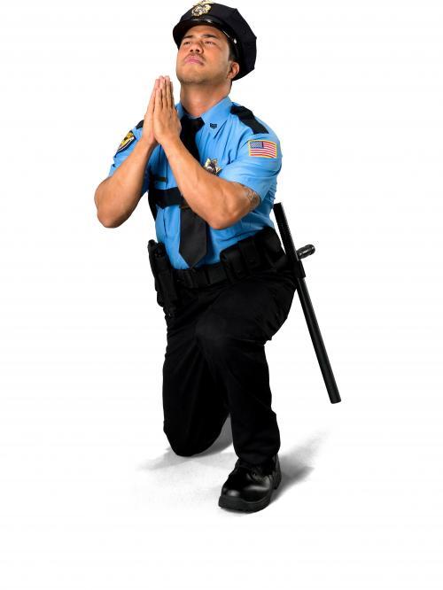 Nothing fails like prayer. Photo via Shutterstock by LifetimeStock