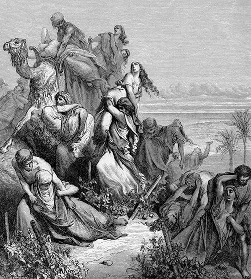 Gustave Dore, 1866