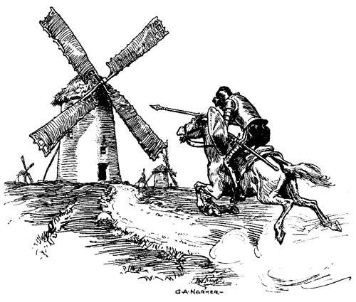 QuixoteWindmills