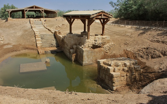 96ed19344a92aa The probable baptism site in Jordan. Excavations since 1996 have already  uncovered more than 20 churches