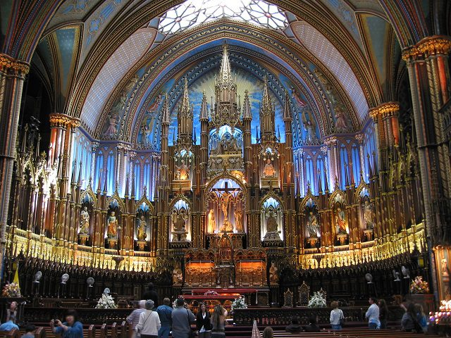 CathedralMontreal
