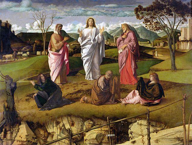 JesusTransfiguration