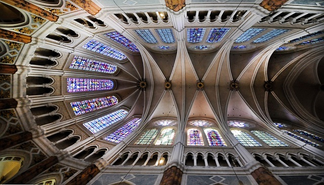 ChartresCeiling