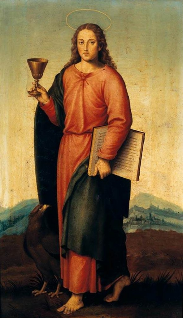 JohntheEvangelist