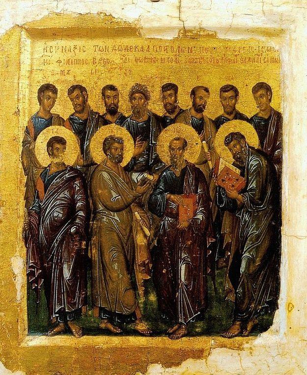ApostlesRussian