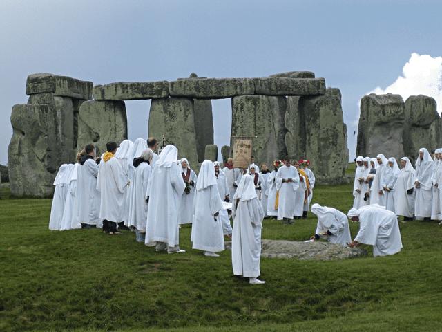 DruidsStonehenge
