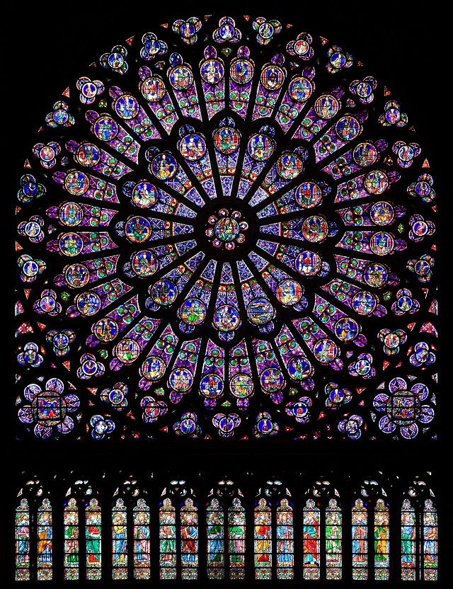 NotreDameRoseWindow