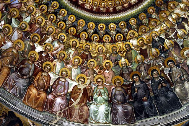 SaintsCommunion