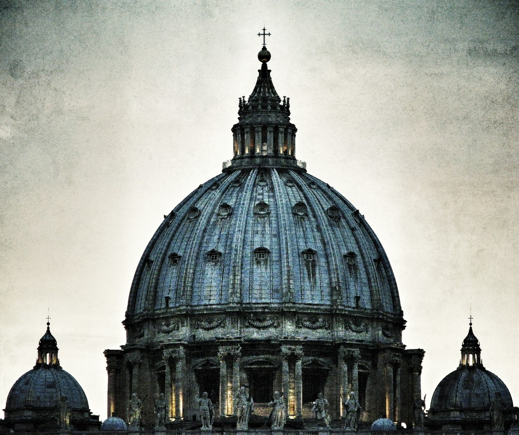 The Heart of the Vatican by Andreas Wuest