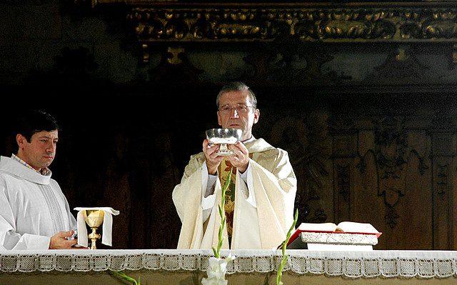 Eucharist. Credit: Vladimer Shioshvili.