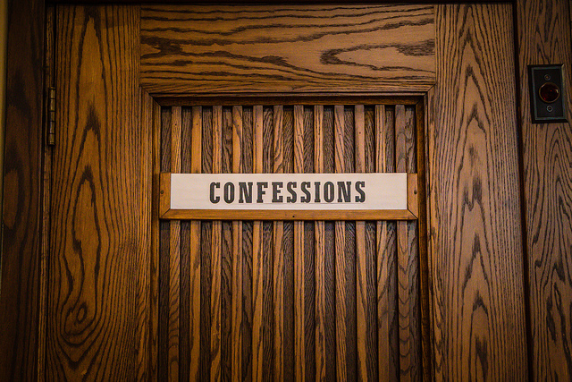 Confessions. Photo Credit: ransomtech.