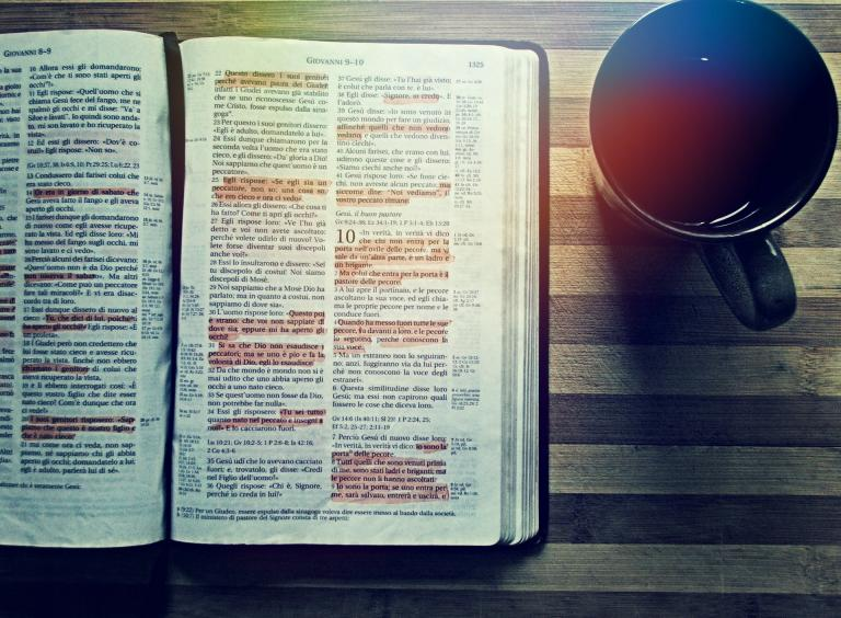 I Read the Whole Bible in 30 Days (And You Can Too!) | K