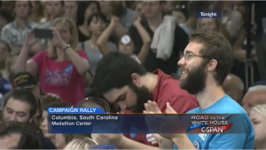 I was on C-SPAN!