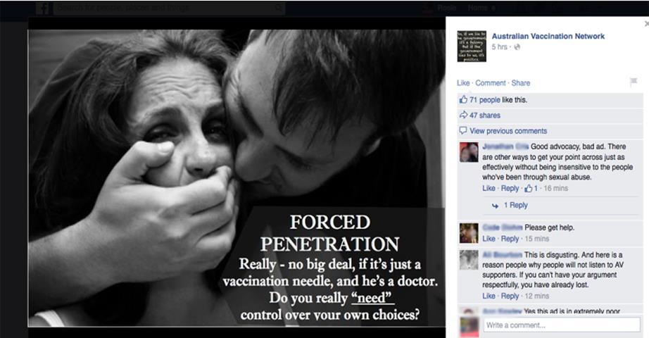 Anti-vax-rape