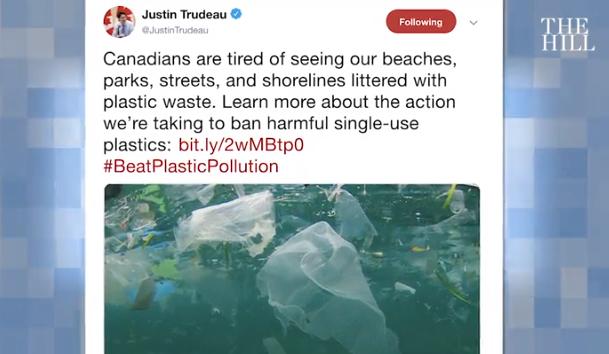 Canada To Ban Single-Use Plastics As Early As 2021 | Matthew