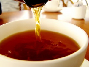 More tea.  Source: Wikipedia Commons