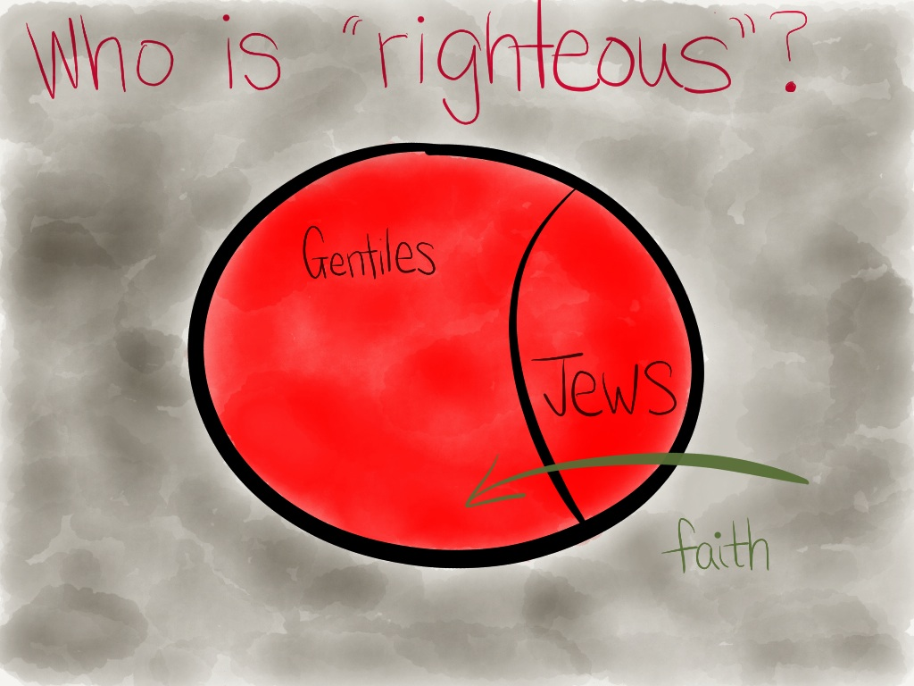 who is righteous?