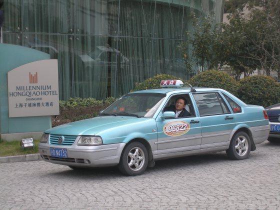 Chinese_VW_Santana_taxi