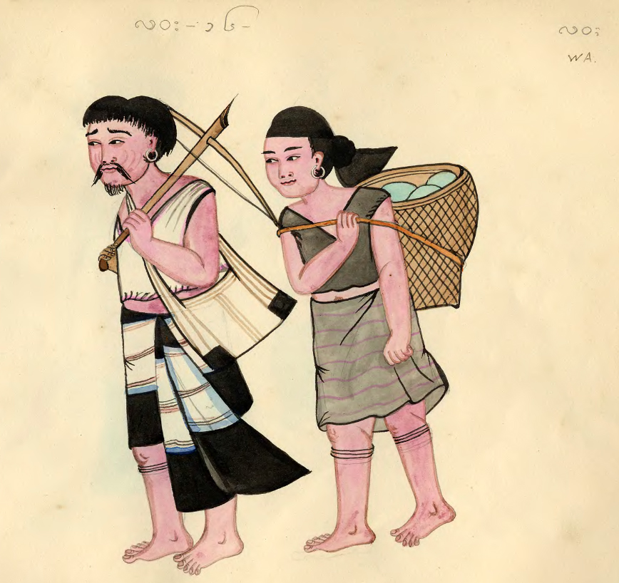 Wa_tribe_depiction,_1900s