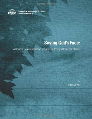 Saving God's Face (cover)