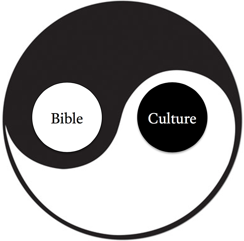 Bible-Culture Yin-Yang