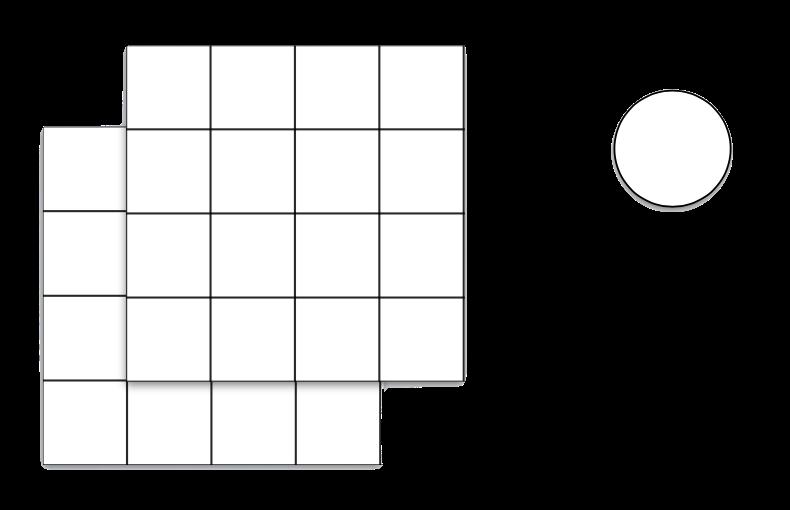 Box and circle (heroic individual)