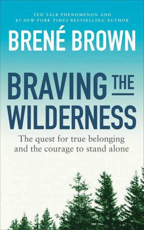 Cover Brene Brown wilderness