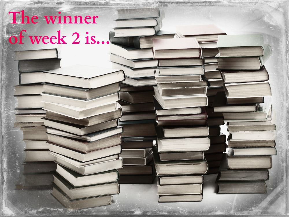 stacks-of-books week 2