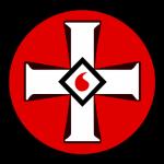 """KKK"" by KAMiKAZOW. Licensed under CC BY 2.5 via Wikimedia Commons - https://commons.wikimedia.org/wiki/File:KKK.svg#/media/File:KKK.svg"