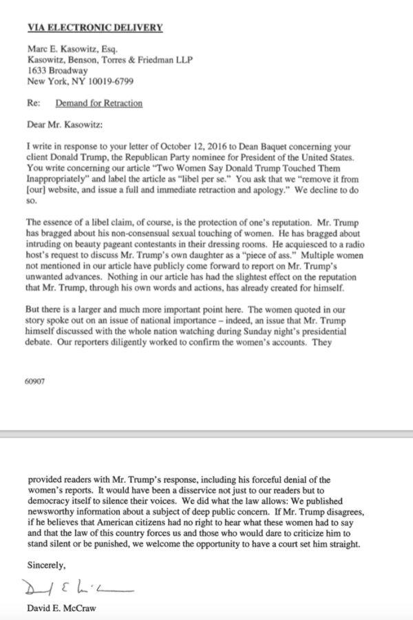 NYTResponseTrump