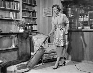 "Jen Caltrider@caltrider  ""This woman is really, really happy. "" #VacuumingInHeelsRocks #JeffCoSchoolBoardHistory #copolitics"