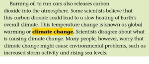 Excerpt from an actual textbook proposed by a major publisher.