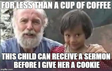 Just give her the cookie.