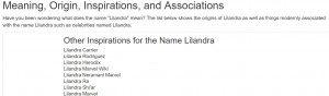 Lilandra who'?