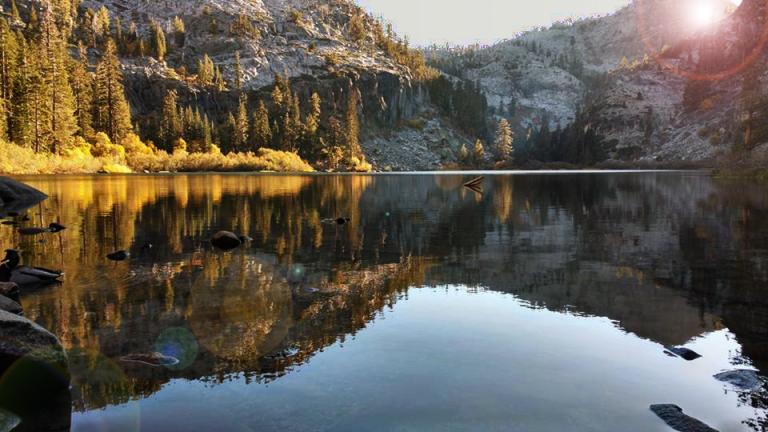 Eagle Lake, Photo D. Rupert