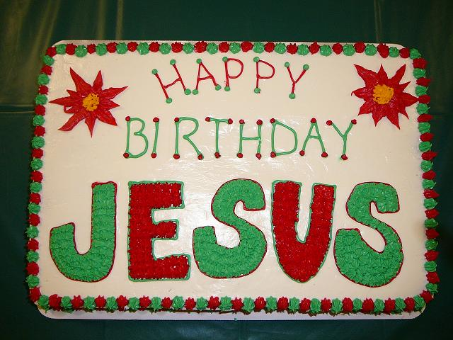 Jesus never really talked about his birthday