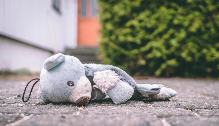 cynicism broken toy