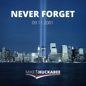 9-11 mike huckabee