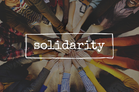 54256580 - solidarity union community teameork relation concept