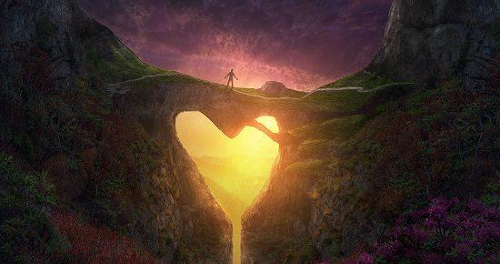 Heartfulness: Nature Heart Bridge