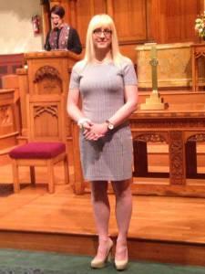 Allyson Robinson Ordination