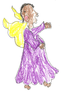 Angel-Betsy, age 7-1 crop