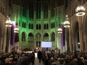 St Patricks Day Nave
