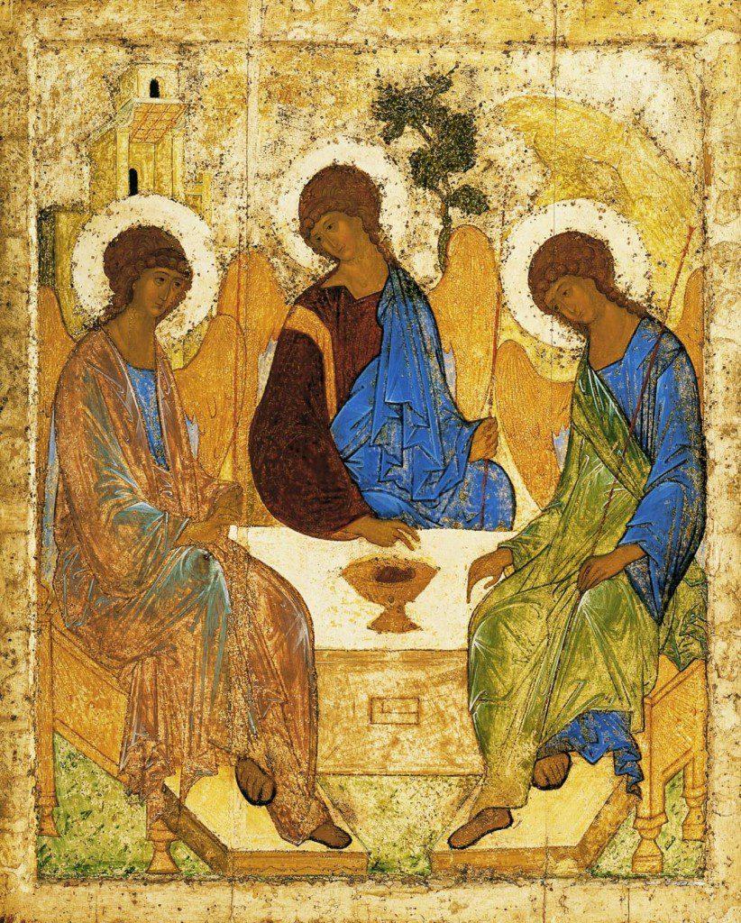 Trinity icon 2