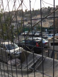 "The only  ""playground"" in Silwan."