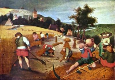 Pentecost 7  Abel Grimmer, 1607 Antwerp, Belgium