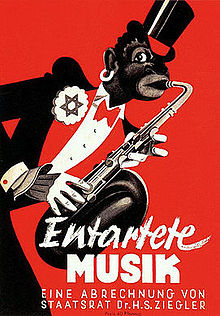 Replace 79  Entartete_musik_poster  Wikipedia page for Entartete Music