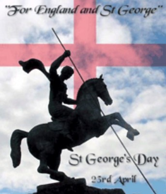 Lent 5, For England and St George, Google